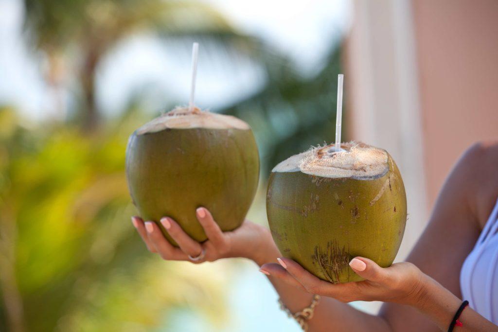 Eau de coco